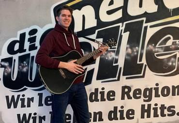 Marko Jurcevic (Bambi) gewinnt die goldene Gitarre